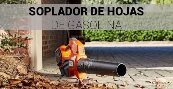 Soplador de Hojas a Gasolina