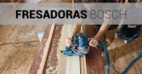 Fresadora Bosch