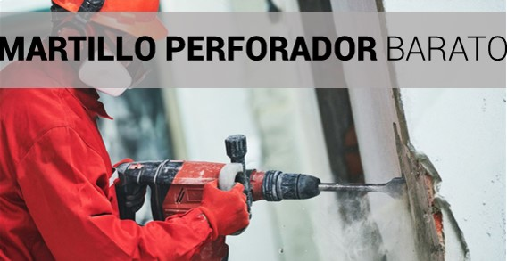 Martillo Perforador Barato