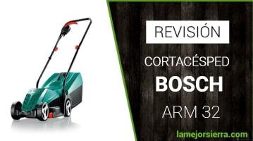 Cortacésped Bosch ARM 32