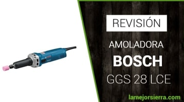 Amoladora Recta Bosch GGS 28 LCE