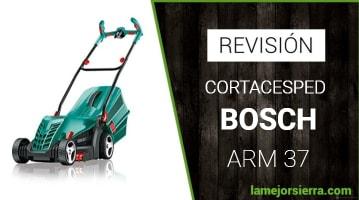 Cortacesped Bosch ARM 37