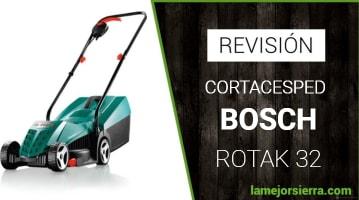 Cortacesped Bosch Rotak 32