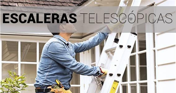 Escalera Telescópica / Extensible