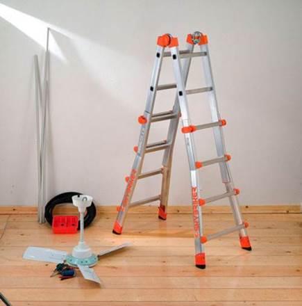 Precio de las Escaleras de Aluminio