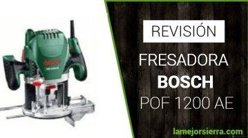 Fresadora Bosch POF 1200 AE