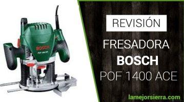 Fresadora Bosch POF 1400 ACE
