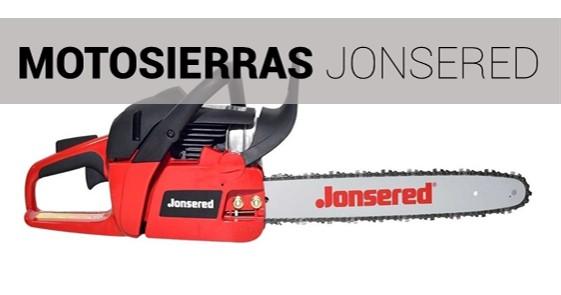 Motosierra Jonsered