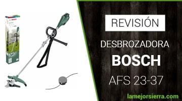 Desbrozadora Bosch AFS 23-37