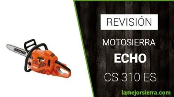 Motosierra Echo cs 310 es