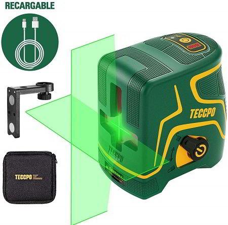 TECCPO - Nivel Rotativo Láser Barato