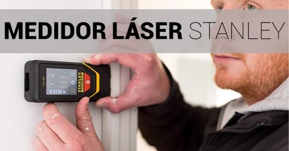 mejor medidor laser stanley