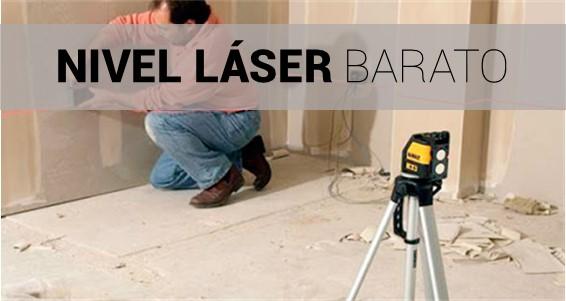 mejor nivel laser barato