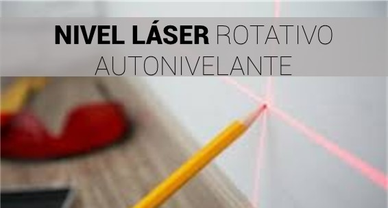 mejor nivel laser rotativo autonivelante